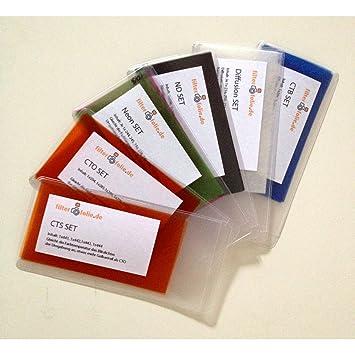 Lee 204 Filterfolien Set 32 Folien: Amazon.de: Kamera
