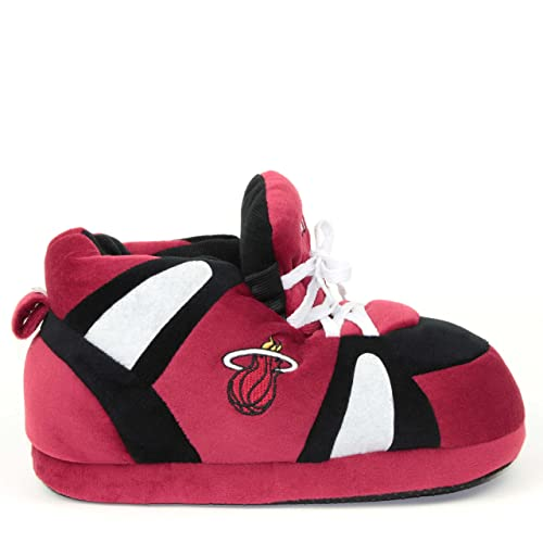 Sleeperz - Zapatillas de casa del Equipo de Baloncesto Miami Heat NBA Basketball -