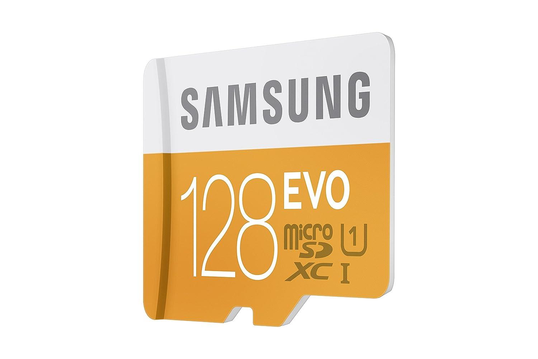 Memory Card with Adapter Samsung MB-MC128DA//AM MicroSXCD 128GB EVO