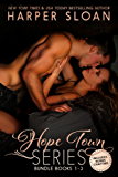 Hope Town Books 1-3 (English Edition)