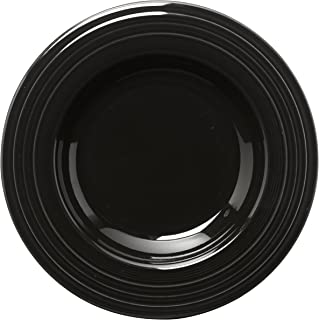 product image for Fiesta 12-Inch Pasta Bowl, Black