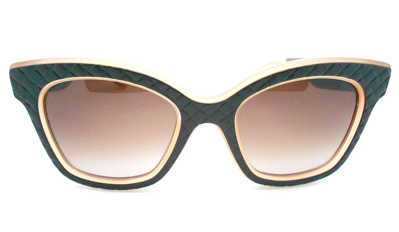811618b3ce Amazon.com  Bottega Veneta B.V 297 S Brown Nude Sunglasses  Clothing