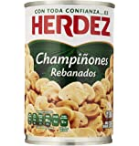 Herdez Champiñones en Rebanadas, 380 g
