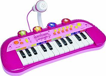 Bontempi - Órgano electrónico 24 Teclas con micrófono