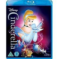 Cinderella [Blu-ray] [1950] [Region Free]