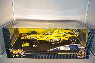 F1 1/18 JORDAN EJ10 HONDA FRENTZEN 2000 HOTWHEELS