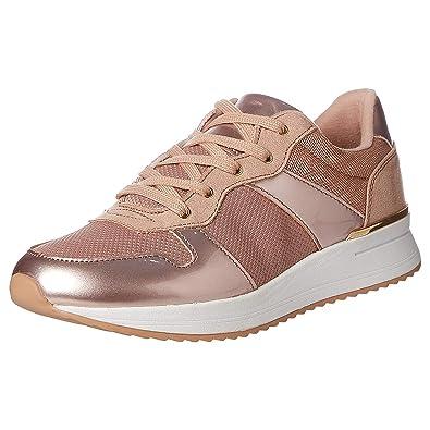 c1cd91150e6 Aldo Birenna Sneaker For Women 39 EU - Tan: Amazon.ae