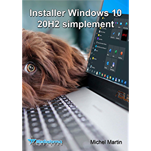 Installer Windows 10 20H2 (French Edition)