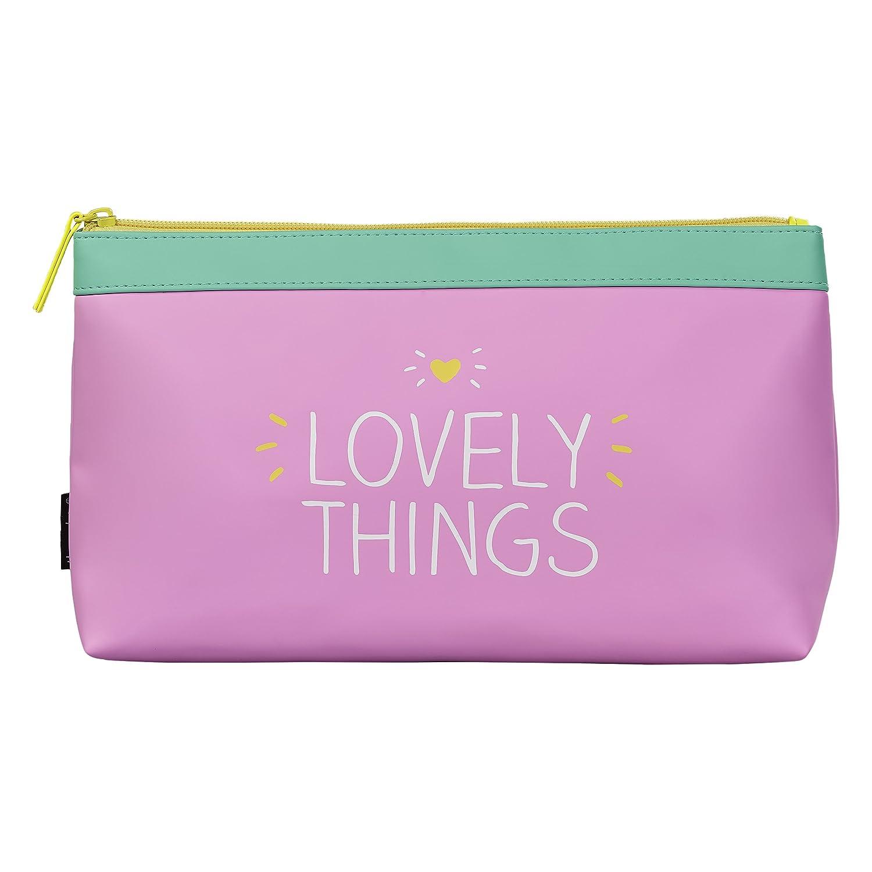 Happy Jackson - Bolsa de aseo, Lovely Things: Amazon.es: Belleza