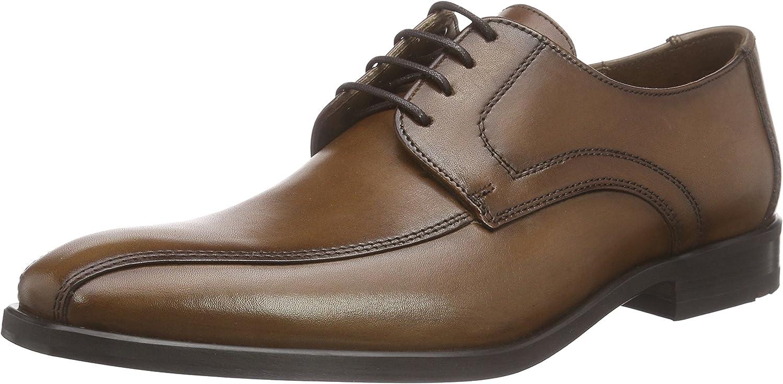 TALLA 40.5 EU. Lloyd DARAN, Zapatos de Cordones Derby para Hombre