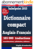 babelpoint 2015 - Dictionnaire compact Anglais-Français