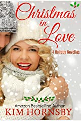 Christmas in Love : 4 Holiday Romance Novellas Kindle Edition