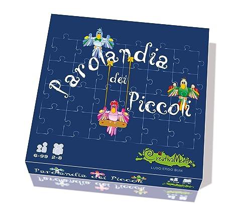 CreativaMente Parolandia dei Piccoli 09045959e83