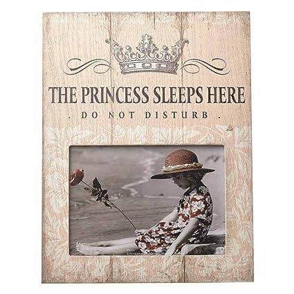 Heaven Sends - Marco para foto modelo Princess Sleeps (20 x 26 x 1.2 ...