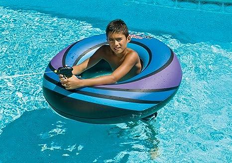 Amazon.com: Poder Blaster Squirter para piscina y playa (se ...