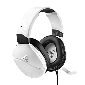 190d53ee08e Turtle Beach Recon 200 White Amplified Gaming Headset for Xbox One, PS4 and  PS4 Pro - Xbox One: Amazon.ca: Computer and Video Games