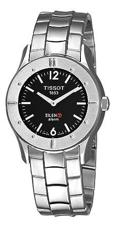 Tissot Hommes T40148651 T-Touch Silen-T montre bracelet en acier inox
