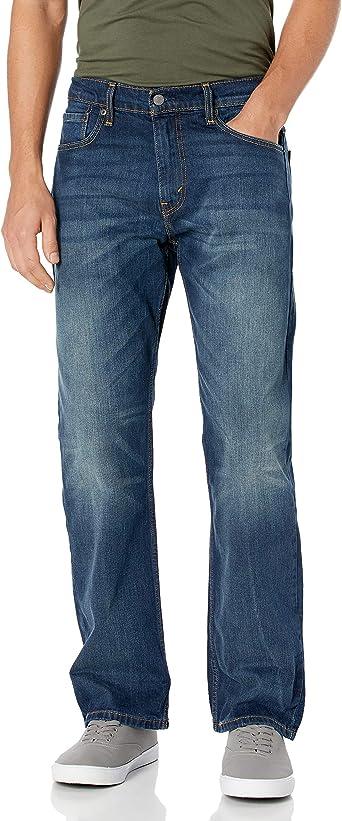 Details about  /Levi/'s Men/'s 569 Loose Straight Fit Jean