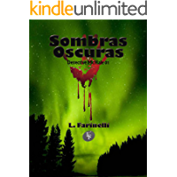 Sombras oscuras (Detective McHale nº 1) (Spanish Edition) book cover