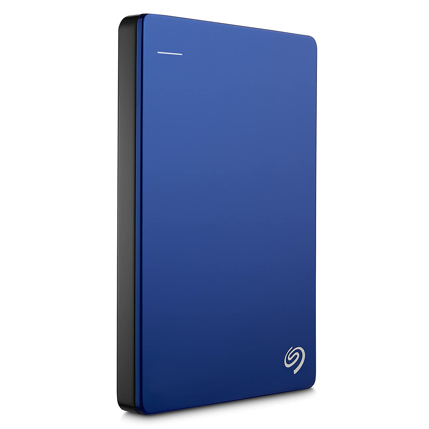 Blue USB 3.0 for PC//Mac Seagate Backup Plus Slim 1TB Hard Drive Portable HDD