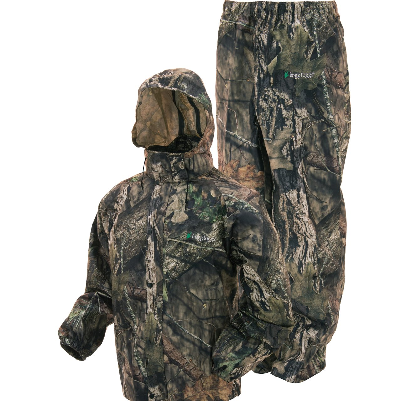 Frogg Toggs Frogg Toggs All Sport Rain Suit, Realtree Timber, Size Small All Sport Rain Suit, Realtree Timber, Small by Frogg Toggs (Image #2)