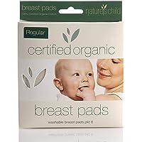 Nature's Child Organic Reusable Regular Breast 6 Pads, 6 count