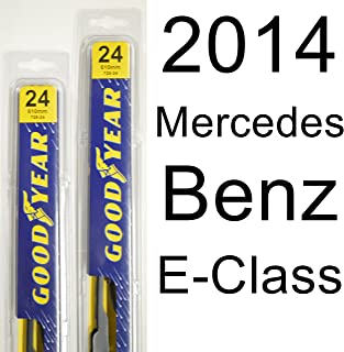 "product image for Mercedes Benz E-Class (2014) Wiper Blade Kit - Set Includes 24"" (Driver Side), 24"" (Passenger Side) (2 Blades Total)"