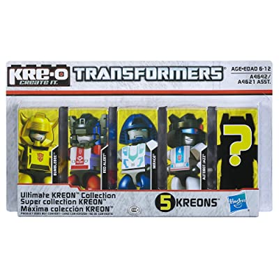 KRE-O Transformers Ultimate Kreon Collection (A4642): Toys & Games