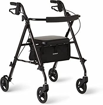 Amazon.com: Medline Freedom - Andador ultraligero ...