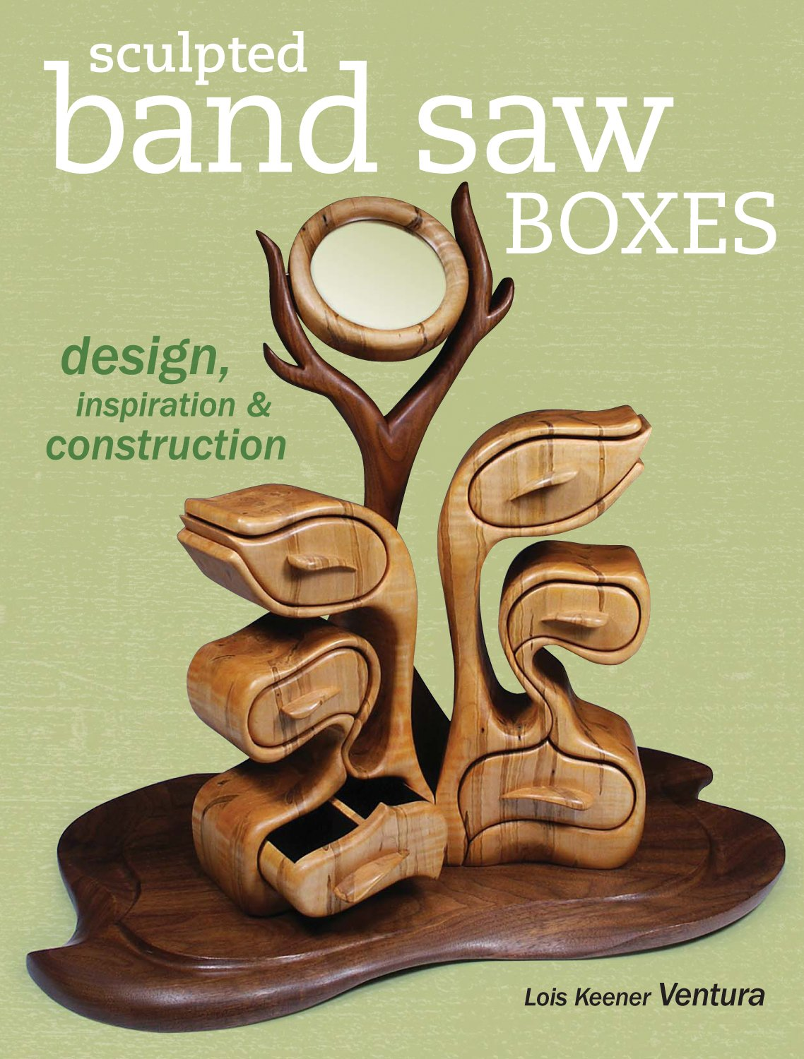 Amazon Com Sculpted Band Saw Boxes Design Inspiration Construction Popular Woodworking Ebook Ventura Lois Kindle Store