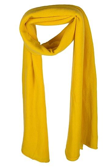 Love Cashmere Écharpe-Plaid pour Femme 100% Cachemire - Jaune - Fait main à  Écosse  Amazon.fr  Vêtements et accessoires 354c6c02f29