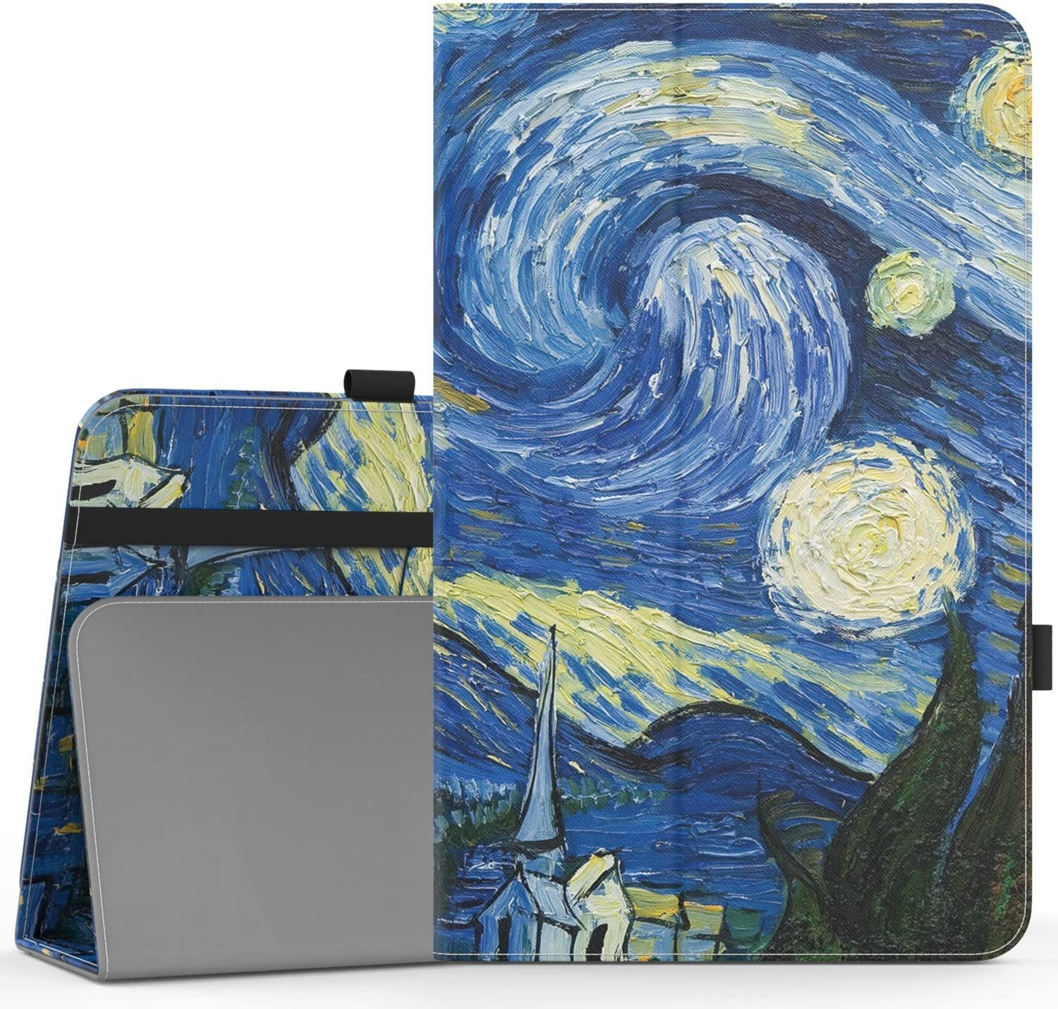 MoKo Case Fit Samsung Galaxy Tab A 10.1 2016 - Slim Folding Cover with Auto Wake/Sleep for Samsung Galaxy Tab A 10.1