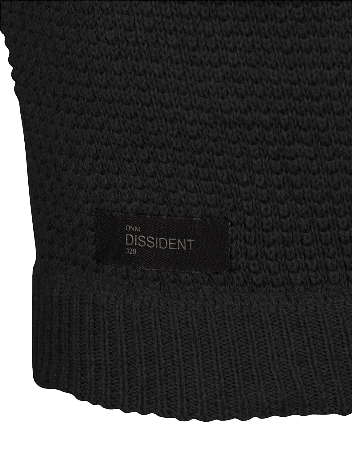 New Mens Dissident Bruner Cotton Jumper Sizes S- XXL