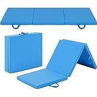 Best Choice Products - Alfombrilla de Gimnasio para Gimnasia, aeróbic, Yoga, Artes Marciales, 152,4 cm