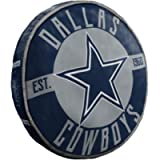 Northwest NFL Dallas Cowboys Sports Fan Bed Pillows, Team Color, One Size