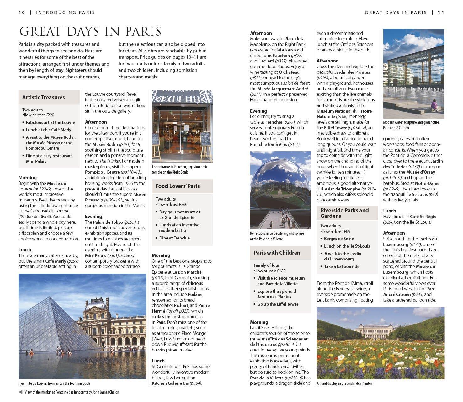 DK Eyewitness Travel Guide Paris: 2018: DK Travel: 9781465460455 ...