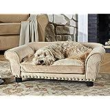 Perro sofá Cama para Perros Perro Longue Espacio Perros Cesta Cojín Dream Catcher I 74 x 42 x 28 cm. asiento: 48 x 28 x…