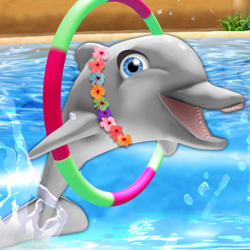 My Dolphin Show - sea animal game for girls and boys and kids (Free Games For Girls)