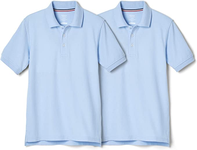 French Toast Little Boys Moisture Wicking Performance Polo