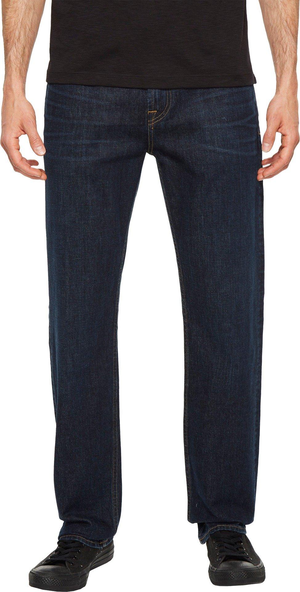 7 For All Mankind Men's Standard Straight Leg Jean, Forfeit, 40