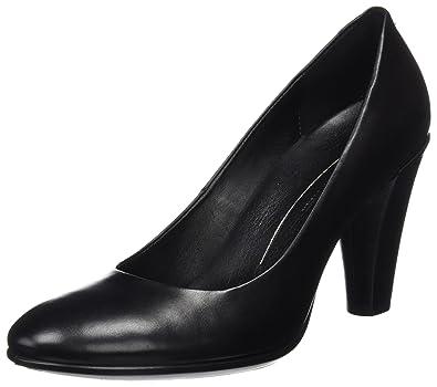 7a4930360f7537 Ecco Damen Shape 75 Round Elegant Pumps  Amazon.de  Schuhe   Handtaschen
