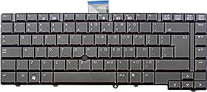 New Laptop Keyboard For HP EliteBook 6930 6930P Series 483010-001 468778-001 V070530AS1