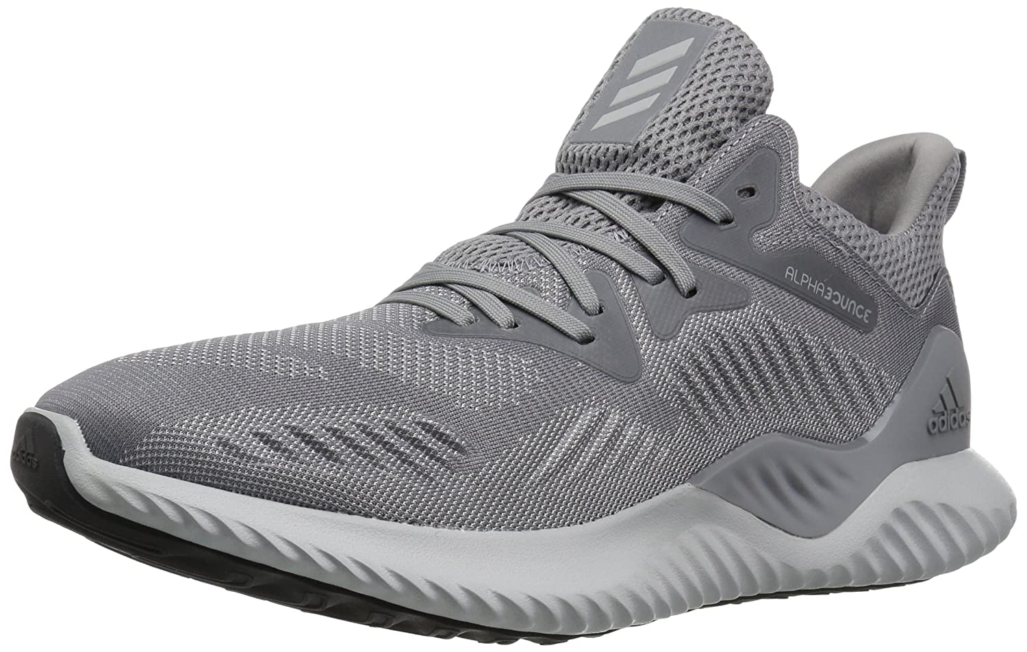 buy popular 08faf 621a1 adidas Men's Alphabounce Beyond Running Shoe, Grey, 10 M US