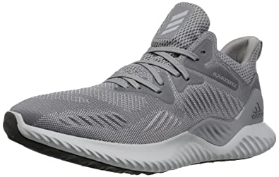 buy online 2efe4 f90cf adidas Mens Alphabounce Beyond Running Shoe Grey, ...