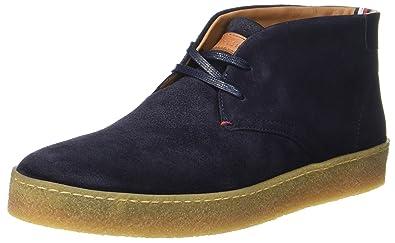 ec216f32b1c Tommy Hilfiger Men's L2285ogan 2b Low-Top Sneakers: Amazon.co.uk ...