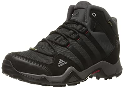 on sale f5f7e 82d69 adidas Outdoor Men s AX2 Mid Gore-Tex Hiking Boot, Utility Black Black