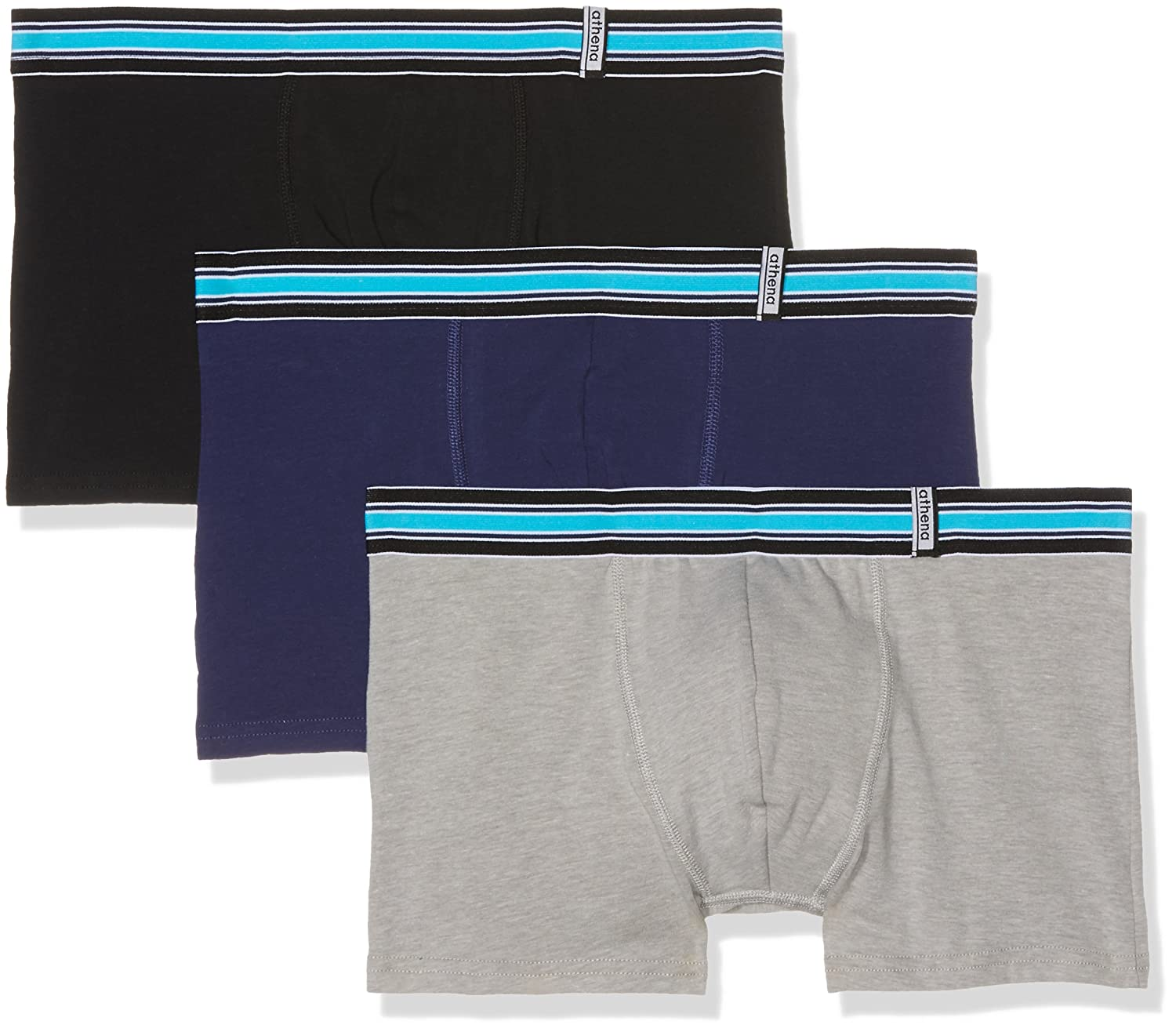 LIABEL Men's A8750 T744 Boxer Briefs