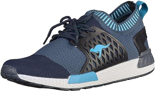 Großhandelspreis Herren Schuhe KangaROOS Sneaker W 600 blau