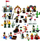 LEGO Education Fairytale and Historic Minifigures Set 779349 (227 Pieces. 22 Different Figures) (japan import)