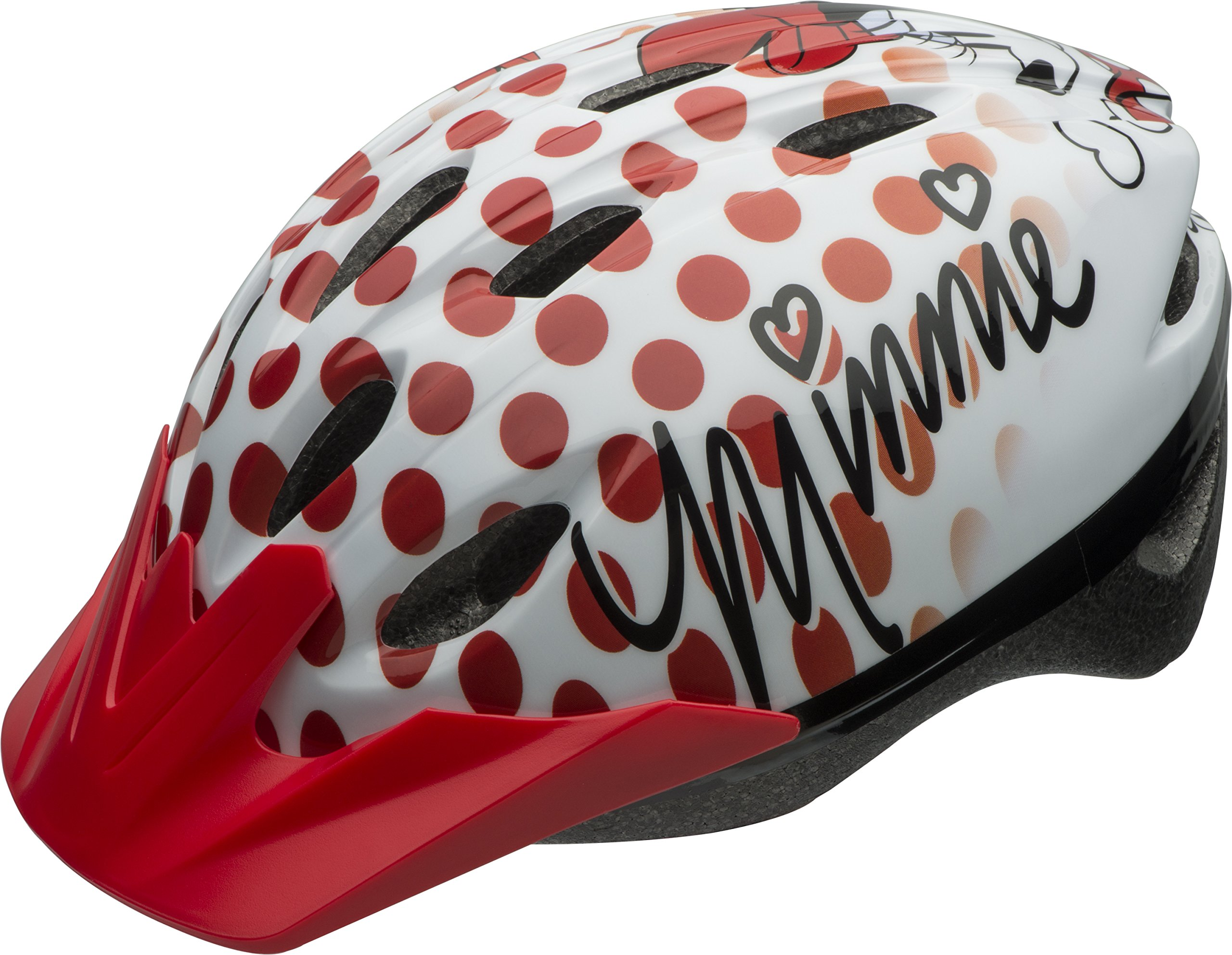 Minnie Rock The Dots Child Helmet by Bell